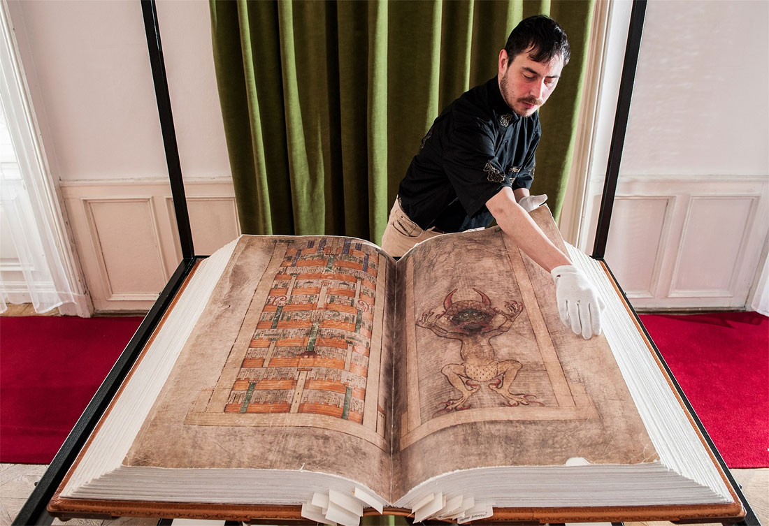 codex-doppelseite