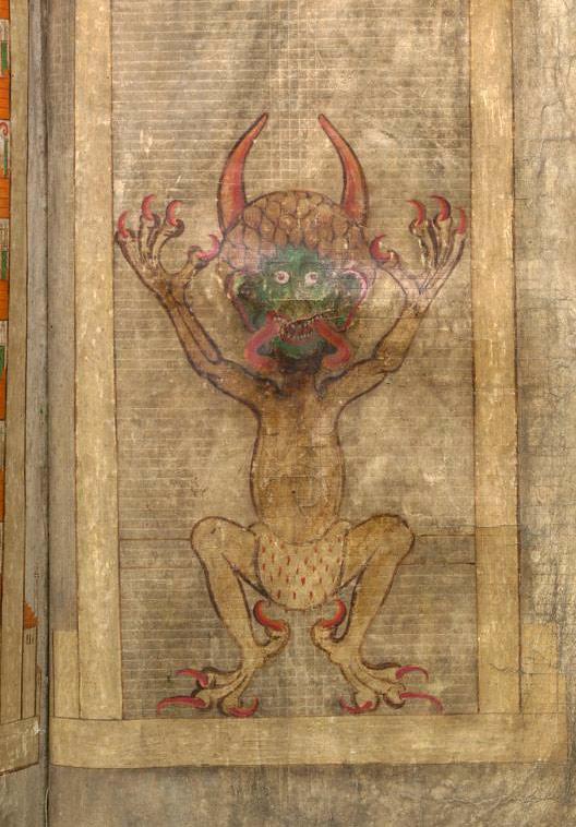 Der Teufel In Der Bibel